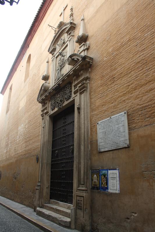 El Convento Madre de Dios en Sevilla