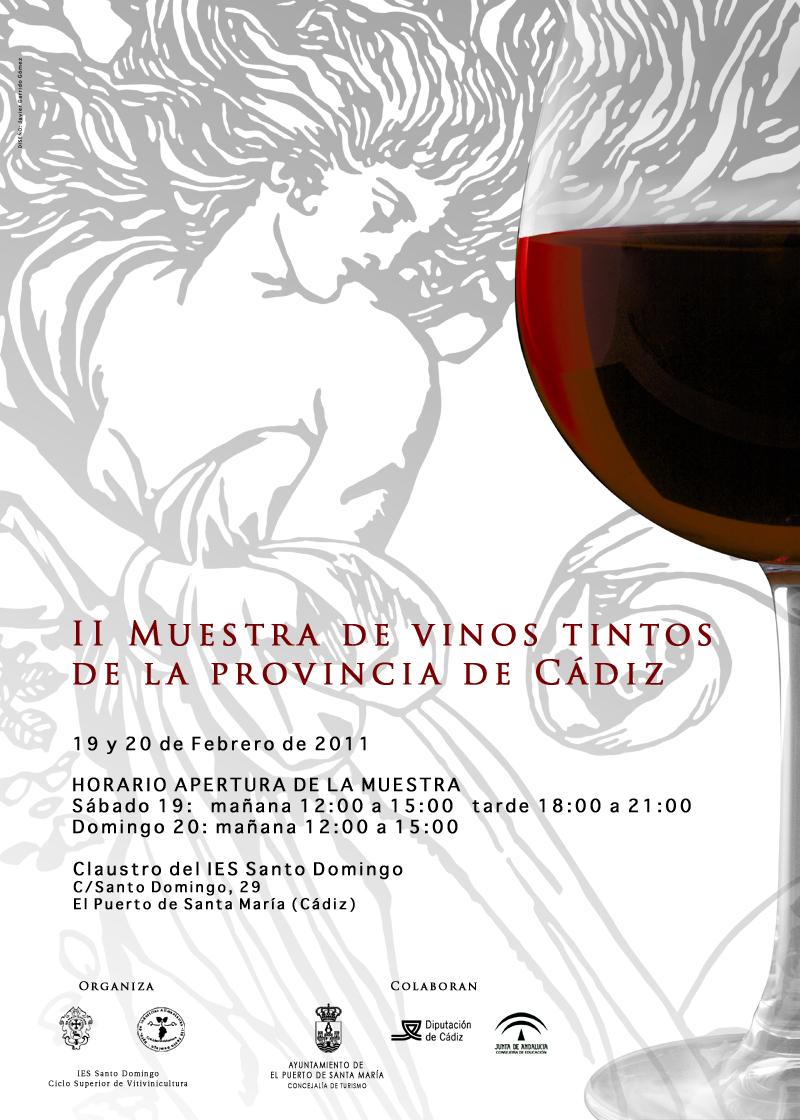 II Muestra de Tintos de la Provincia de Cádiz