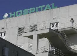 Hospitales: niños y menús