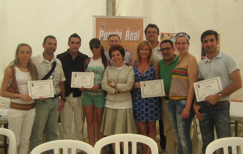 Comeencasa, jurado en la Ruta de la Tapa de Puerto Real 2011