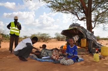 Hambruna en Somalía