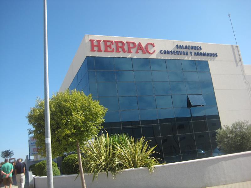 El ronqueo del atún en HERPAC