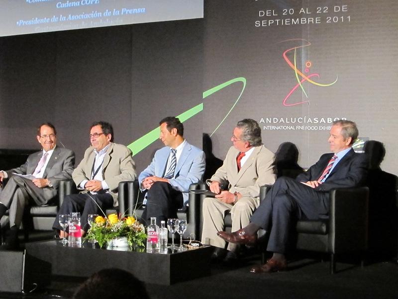 Andalucia Sabor 2011: beneficios del pescado azul entre la población joven