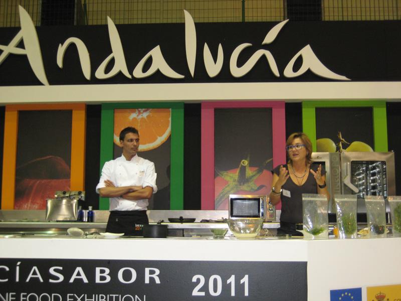 Andalucia Sabor 2011 Suralgae