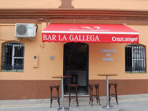 Tortillología: Bar La Gallega