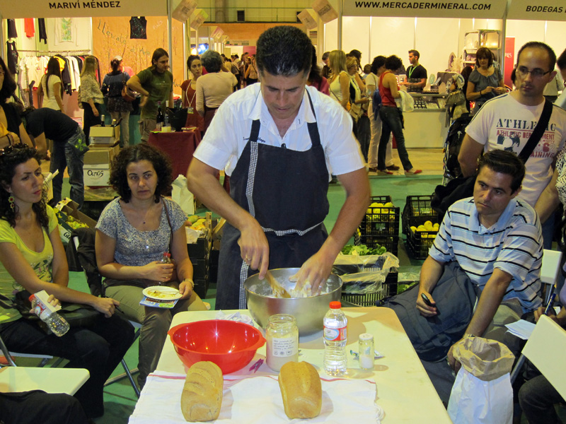 Eco Sevilla, 1ª feria de productos ecológicos