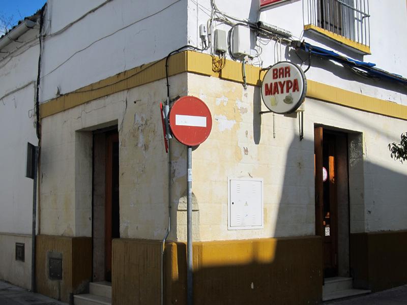 Tortillología: Bar Maypa, Jerez