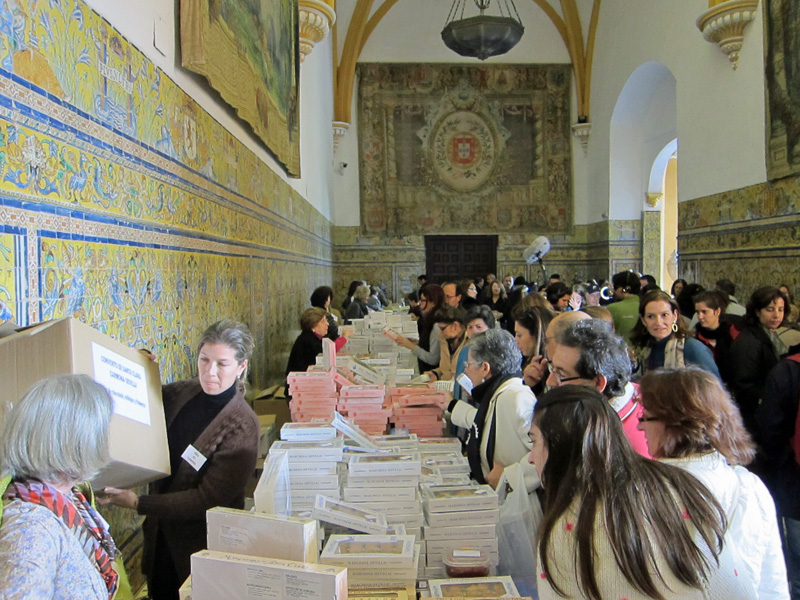 Dulces de Conventos en Sevilla