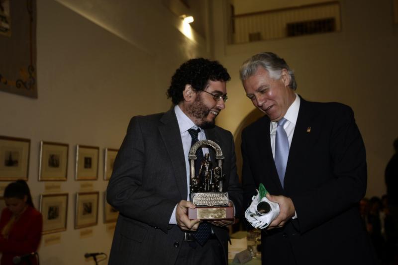 Andalucía premia el trabajo de Monforte