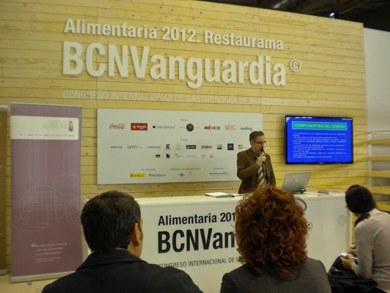 La cocina higiénica y segura en Alimentaria 2012