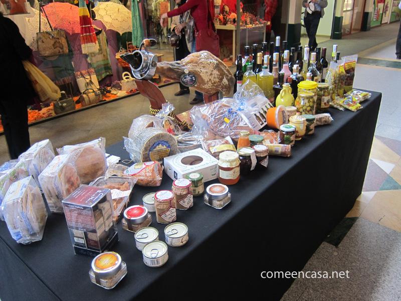 I Feria Gourmet Plaza de Armas