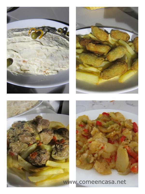 Algar: su gastronomía