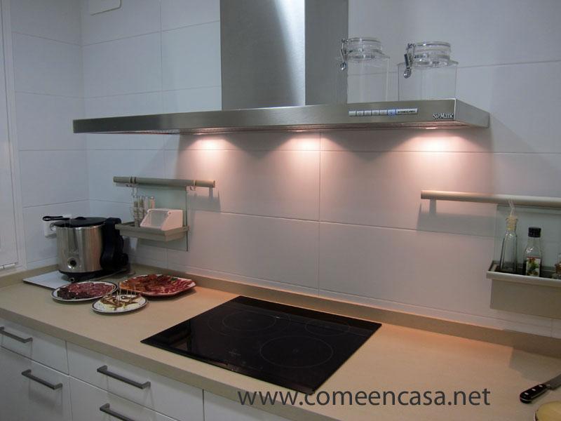 Estreno de cocina en Sevilla