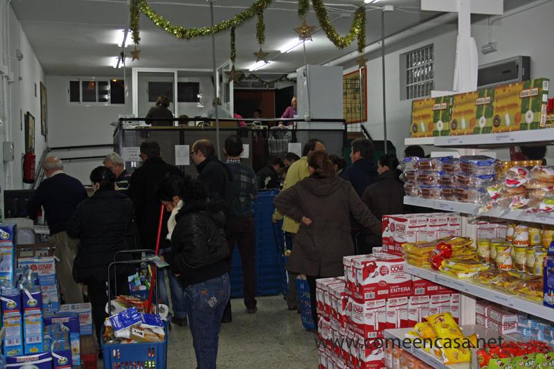El supermercado social de Triana