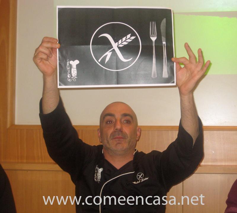 Un restaurante para celíacos en Sevilla