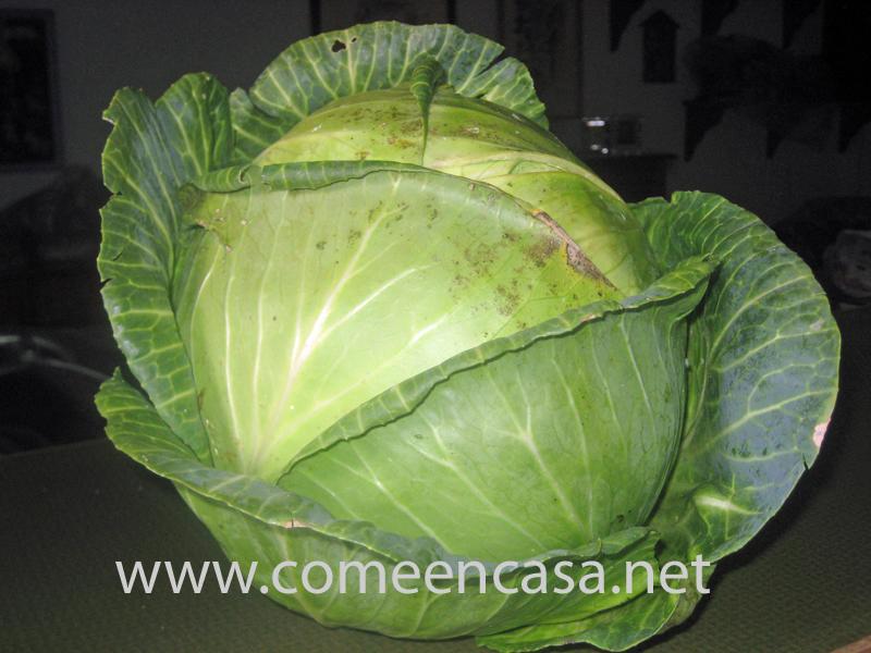 Congelación de las verduras