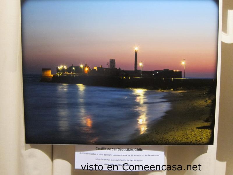 Cien años del faro de Cádiz