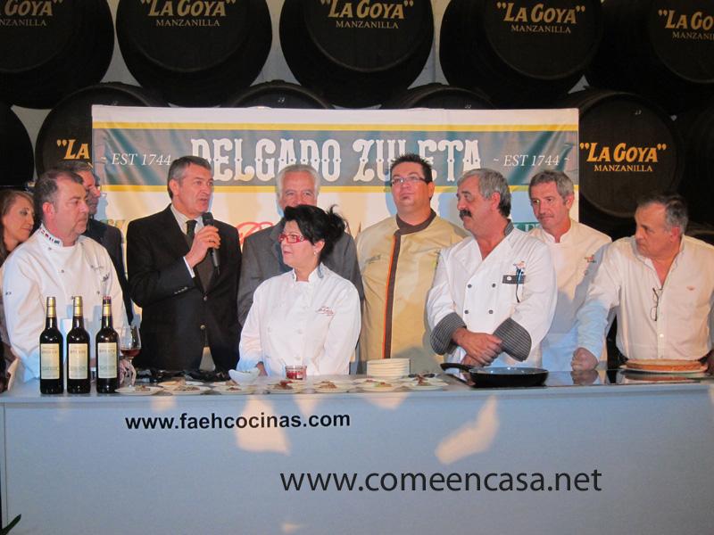 I Jornada de Gastronomía Gaditana