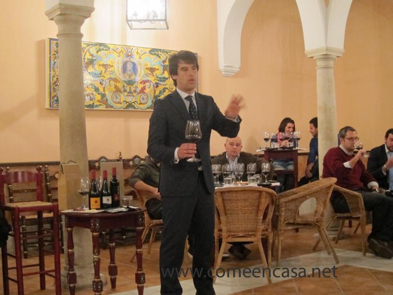 Cata de vinos de Santi Jordi en El Tabanco