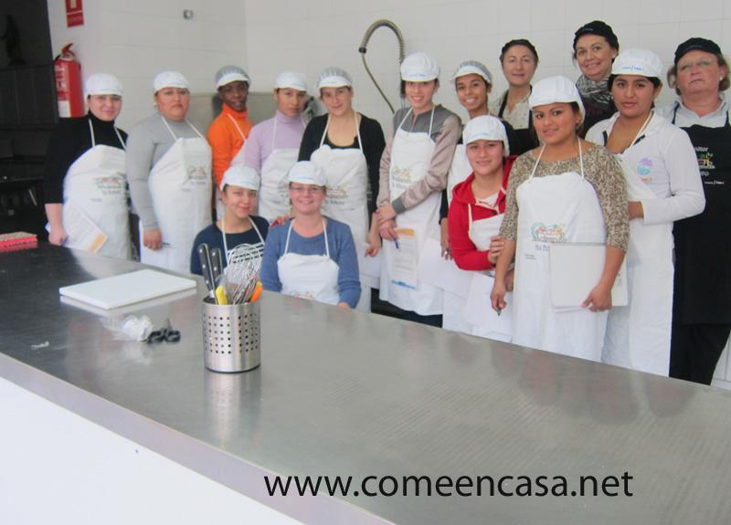 Comienza otro nuevo taller en Cocinando Tu Futuro