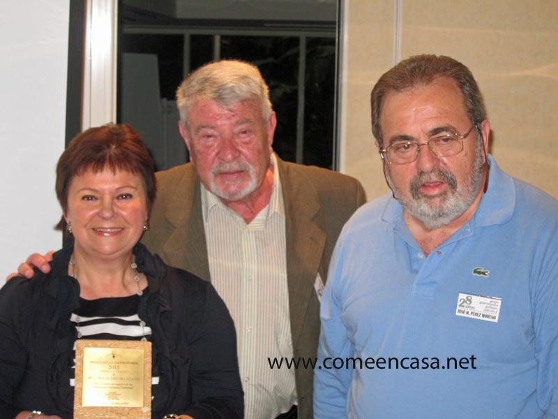 Premio anual del Grupo Gastronómico Gaditano