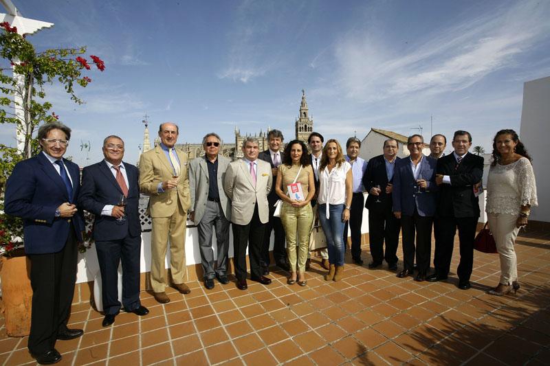 Los 20 magníficos de Sevilla