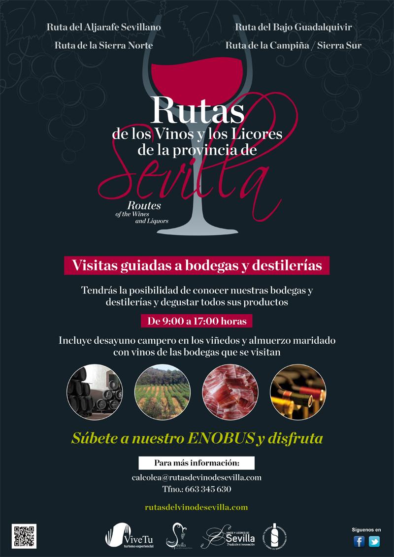 Sevilla, vinos y pueblos