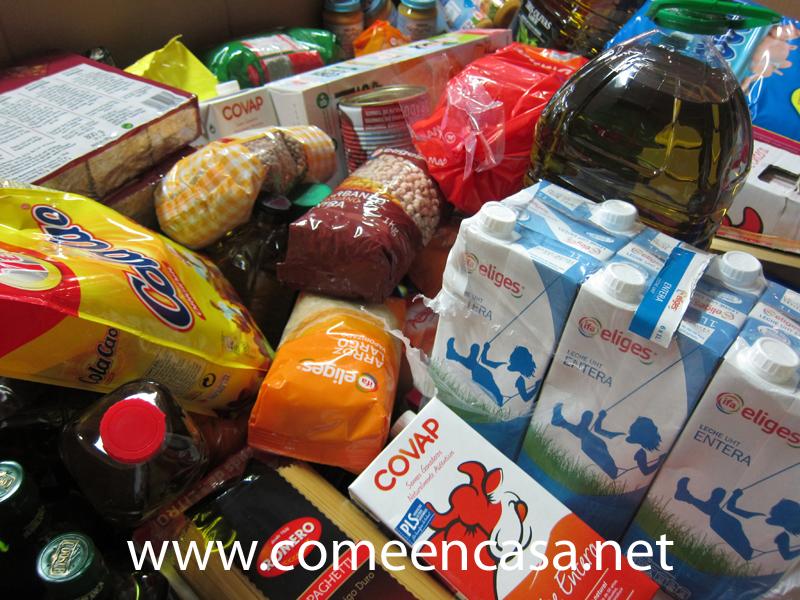 Gran Recogida de Alimentos 2014: la crónica