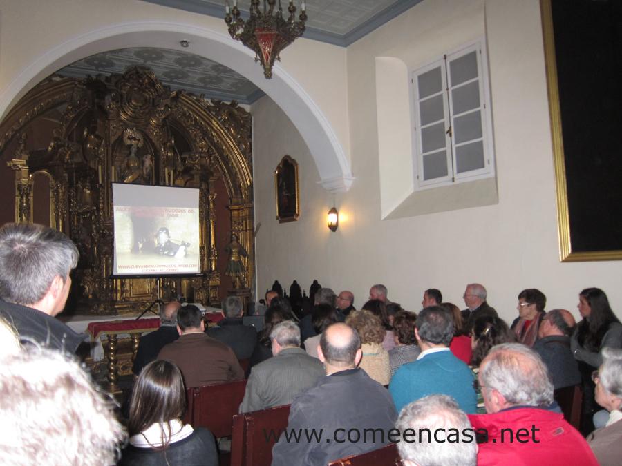 Conferencia de Belgrano en San Antonio