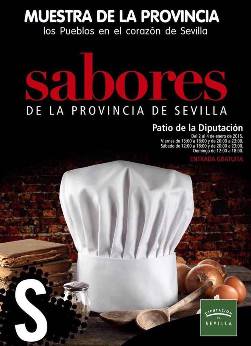 Sabores de la provincia de Sevilla, en Diputación