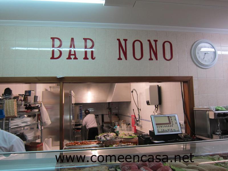 BAR NONO en Cádiz: buen tapeo y punto