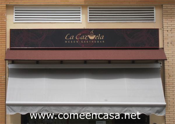 La Cazuela, Mesón Gastrobar, en Cádiz
