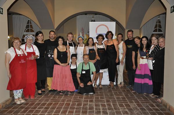 I Encuentro Blogueros Cocineros