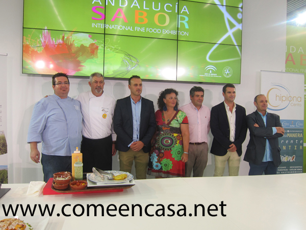 Andalucía Sabor: Chipiona saludable