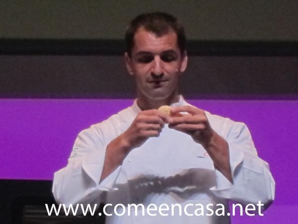 El Chef Julio Fernández en Andalucía Sabor