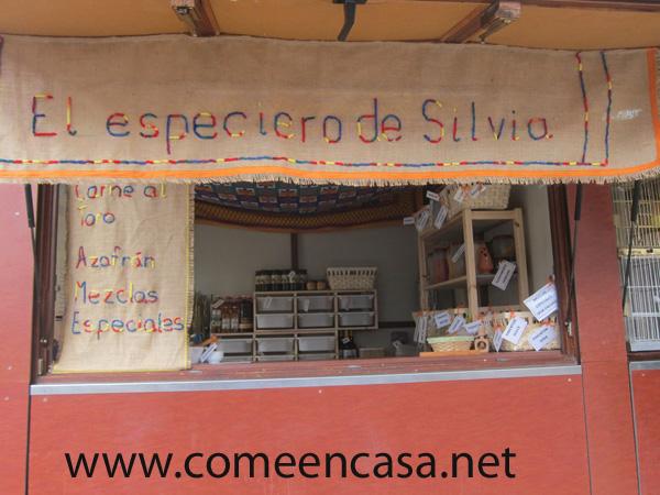 El Especiero de Silvia