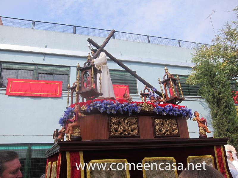 La especial procesión de San Pelayo