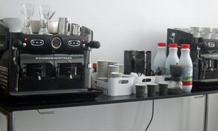 El café de los baristas