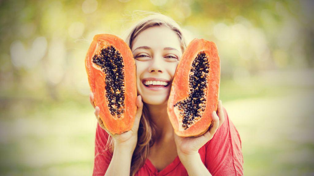 7 propiedades saludables de la papaya