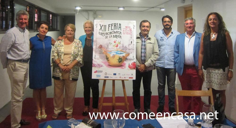 XII Feria Gastronómica de la Bahía