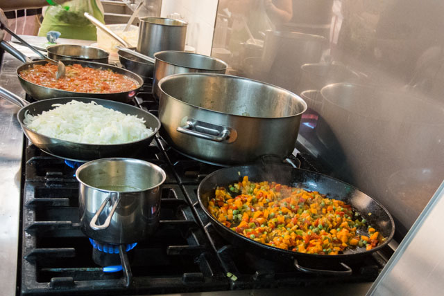 Blogueros y cocineros