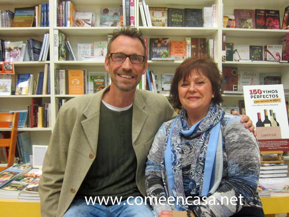 María Luisa y Leon:  realidad y fantasía culinaria