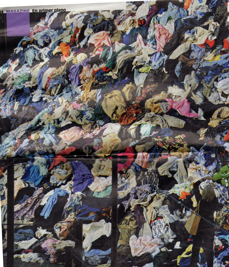 Camisetas a 3 euros: víctimas y verdugos