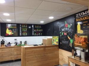 Abre una frutería: El Huerto de Pepa