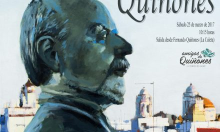 El sábado, la VII Ruta Fernando Quiñones por Cádiz