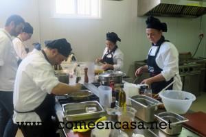 Jóvenes Chefs para Cádiz Gourmet 2017
