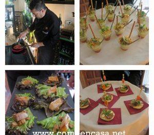 Triduo gastronómico en Grazalema (I) Sábado