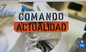 Comando Actualidad: alimentos cuestionados