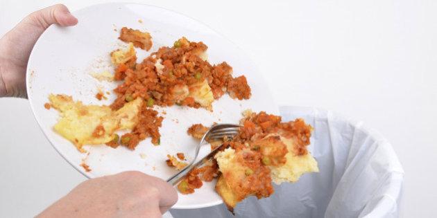 Cocina contra el despilfarro