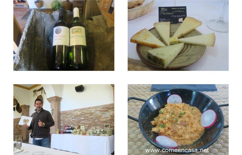 Prado del Rey: quesos, vinos y naturaleza